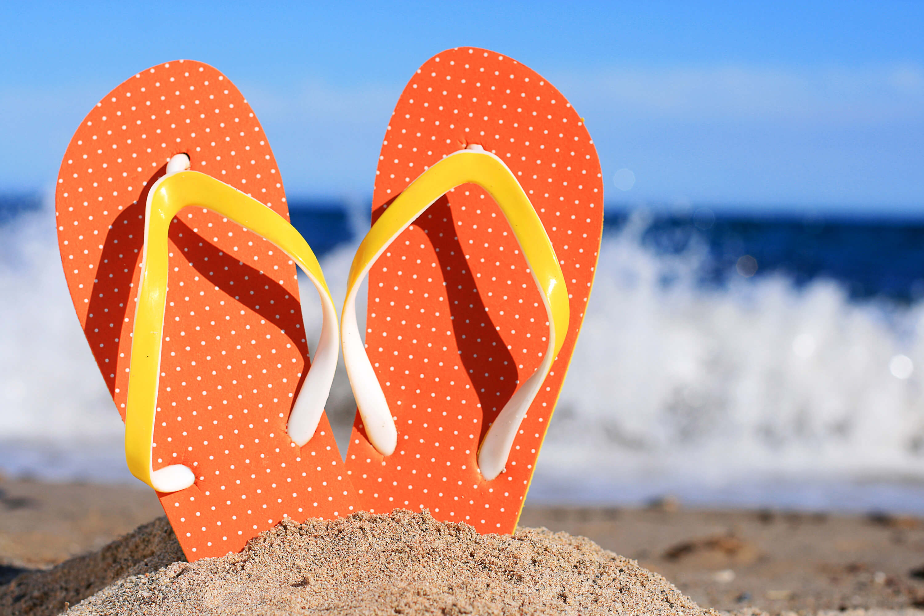 324d714661 Flip Flops or Flip Nots - Physical Therapy in Leesburg